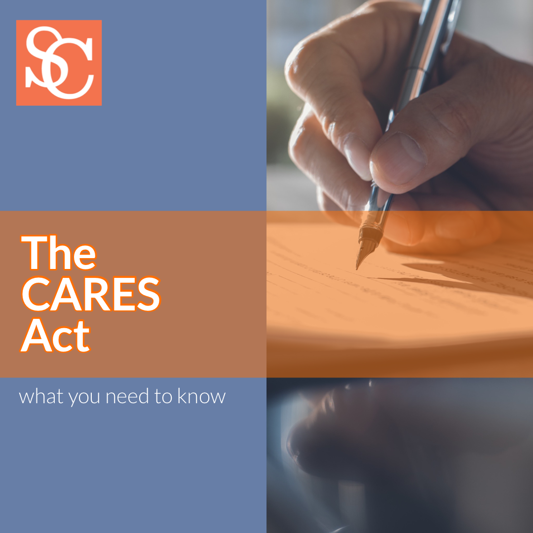 Highlights from the CARES Act in response to COVID-19 (coronavirus)