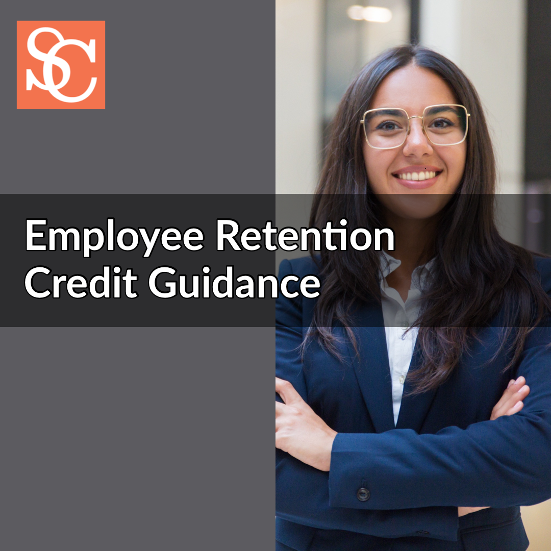 Employee Retention Credit Guidance in response to COVID-19 (coronavirus)