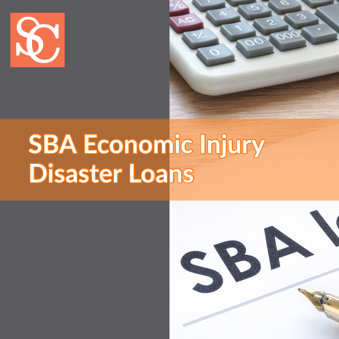 SBA Economic Injury Disaster Loans in response to COVID-19 (coronavirus)