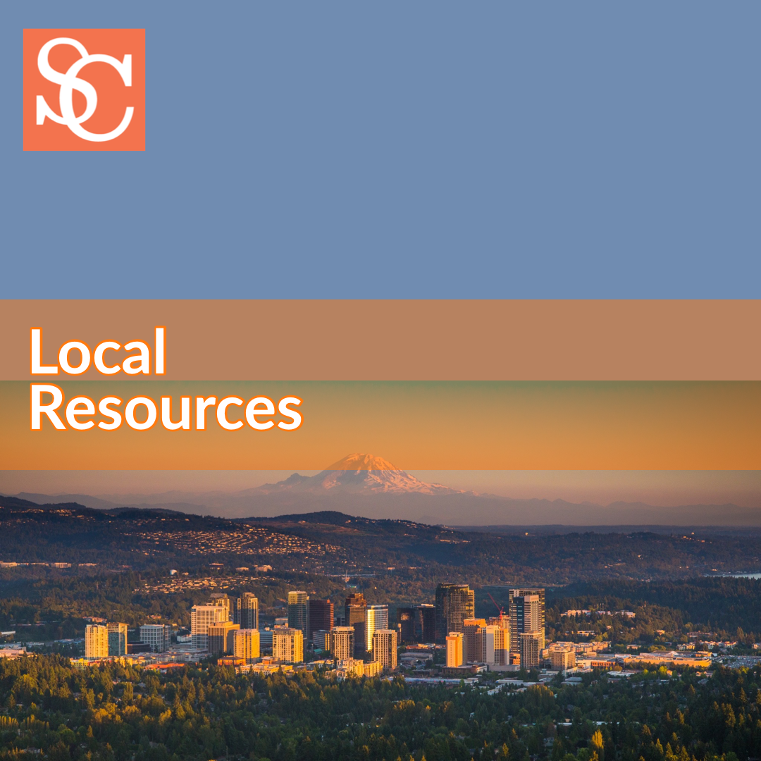 Local Resources Seattle/Washington for COVID-19 (coronavirus) relief