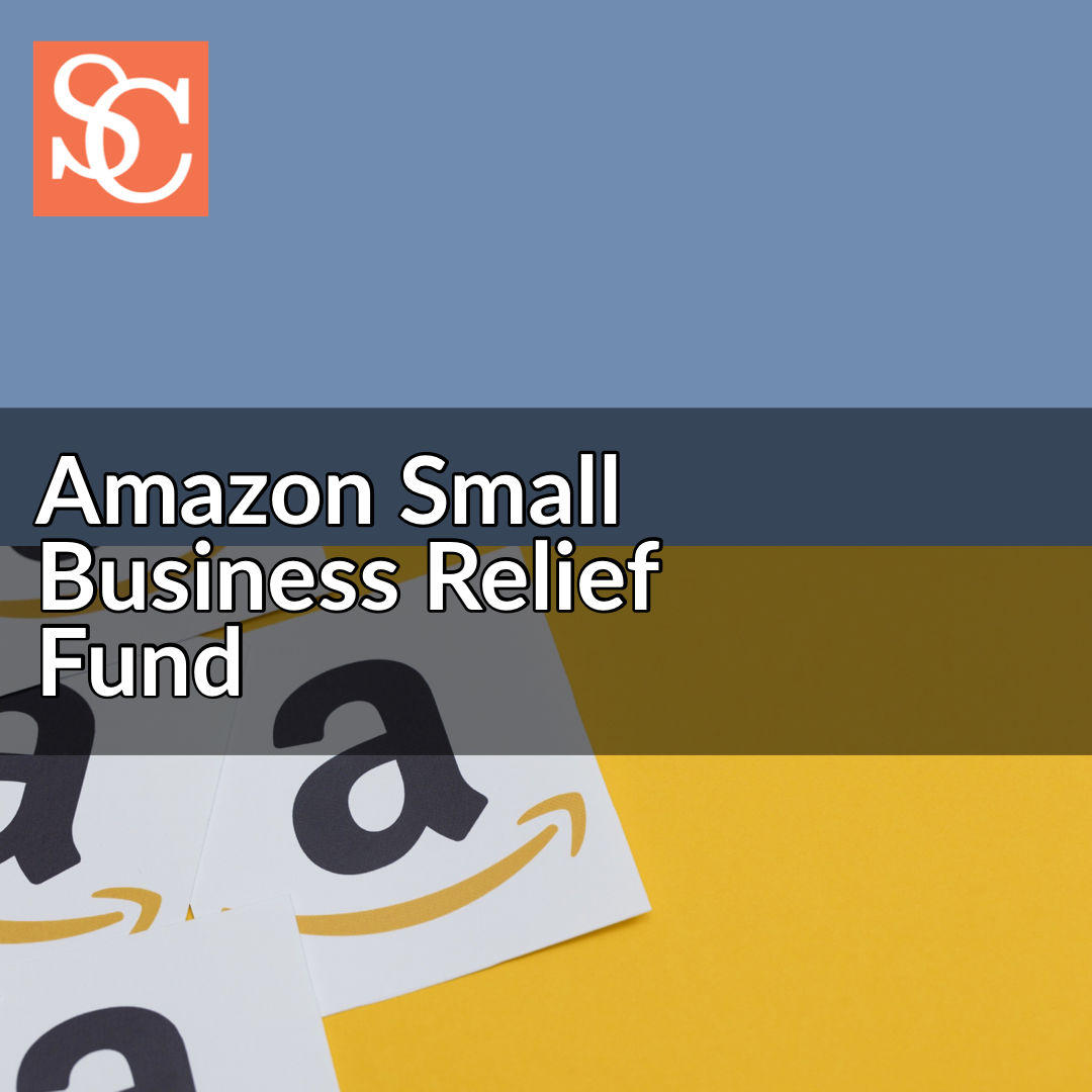 Amazon Small Business Relief Fund
